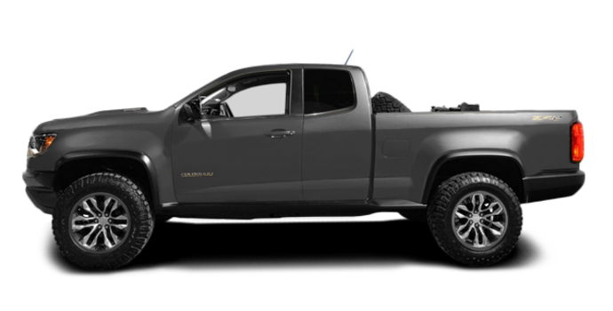 2017 Chevrolet Colorado ZR2 | Photo 4 | Graphite Metallic