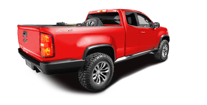 2017 Chevrolet Colorado ZR2 | Photo 5 | Red Hot