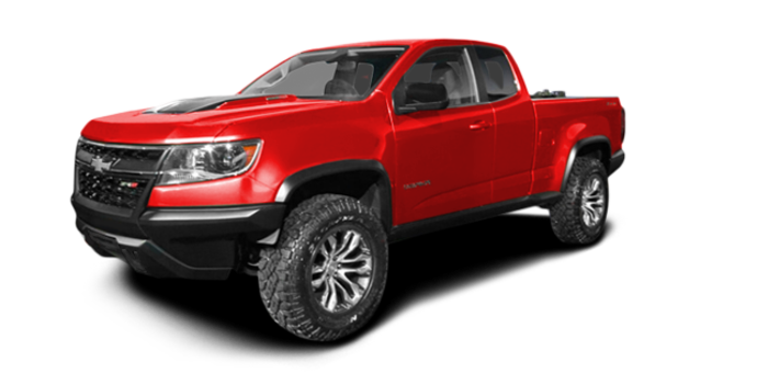 2017 Chevrolet Colorado ZR2 | Photo 6 | Red Hot