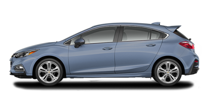 2017 Chevrolet Cruze Hatchback PREMIER | Photo 4 | Arctic Blue Metallic