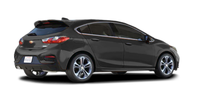 2017 Chevrolet Cruze Hatchback PREMIER | Photo 5 | Graphite Metallic