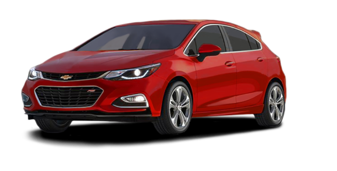 2017 Chevrolet Cruze Hatchback PREMIER | Photo 6 | Red Hot