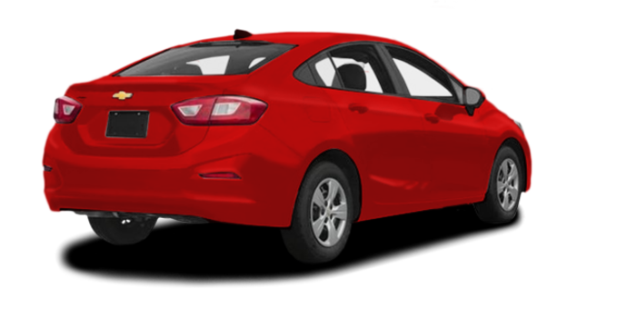 2017 Chevrolet Cruze LS | Photo 5 | Red Hot