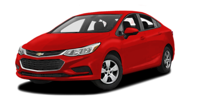 2017 Chevrolet Cruze LS | Photo 6 | Red Hot