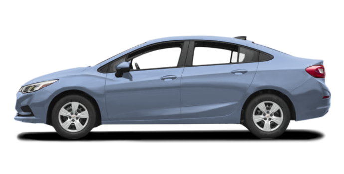 2017 Chevrolet Cruze LS | Photo 4 | Artic Blue Metallic