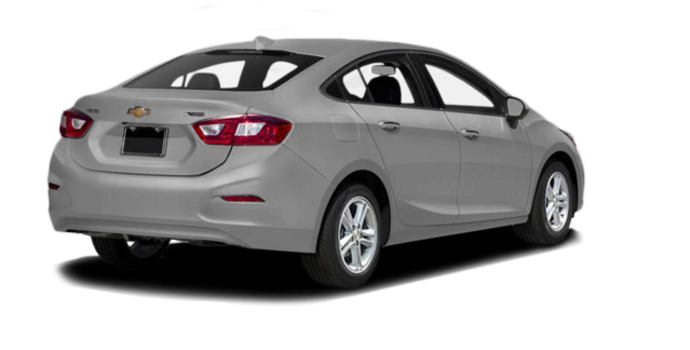 2017 Chevrolet Cruze LT | Photo 5 | Silver Ice Metallic