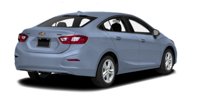 2017 Chevrolet Cruze LT | Photo 5 | Artic Blue Metallic
