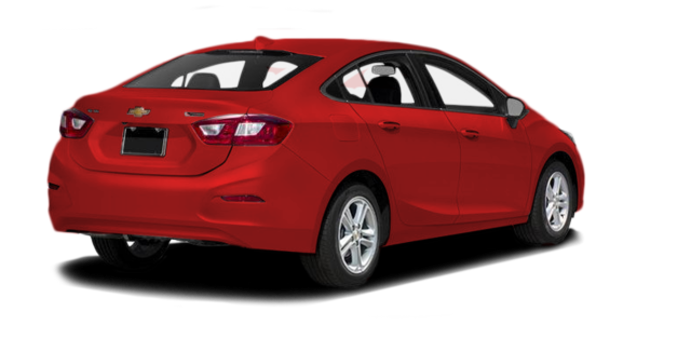2017 Chevrolet Cruze LT | Photo 5 | Red Hot