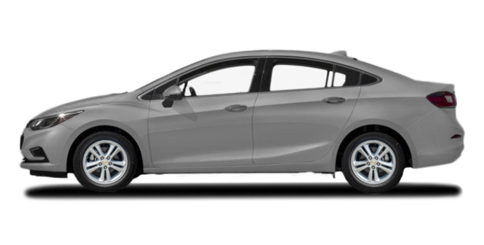 2017 Chevrolet Cruze LT | Photo 4 | Silver Ice Metallic