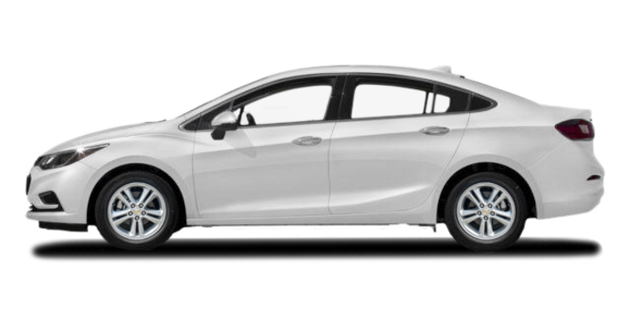 2017 Chevrolet Cruze LT | Photo 4 | Summit White