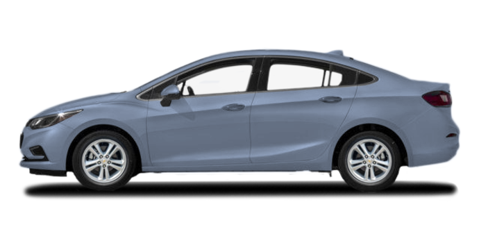 2017 Chevrolet Cruze LT | Photo 4 | Artic Blue Metallic