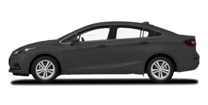 2017 Chevrolet Cruze LT | Photo 4 | Graphite Metallic