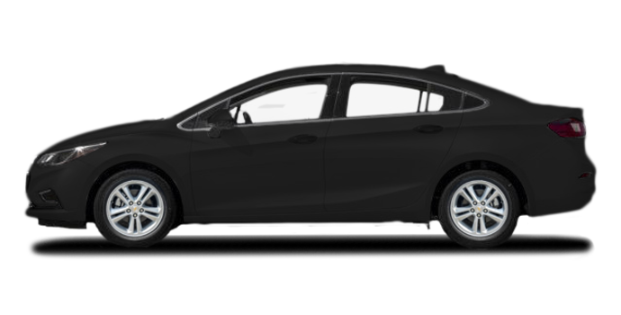 2017 Chevrolet Cruze LT | Photo 4 | Mosaic Black Metallic