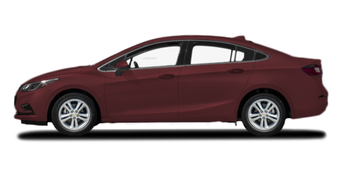 2017 Chevrolet Cruze LT | Photo 4 | Cajun Red