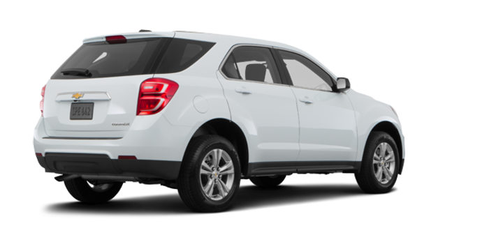 2017 Chevrolet Equinox LS | Photo 5 | Summit White