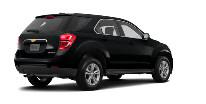 2017 Chevrolet Equinox LS | Photo 5 | Black