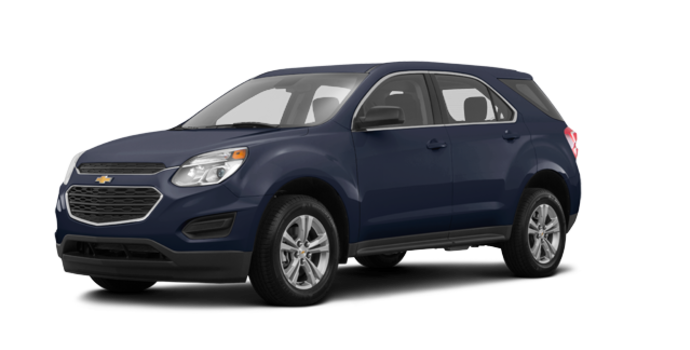 2017 Chevrolet Equinox LS | Photo 6 | Blue Velvet Metallic