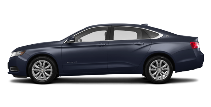 2017 Chevrolet Impala 1LT | Photo 4 | Blue Velvet Metallic