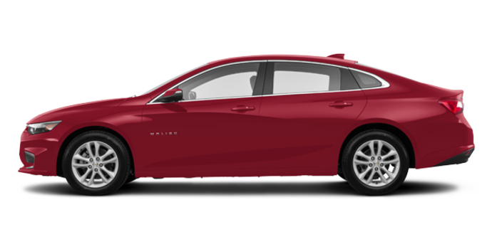 2017 Chevrolet Malibu LT | Photo 4 | Cajun Red