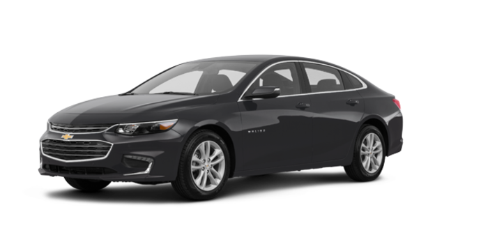 2017 Chevrolet Malibu LT | Photo 6 | Nightfall Grey Metallic