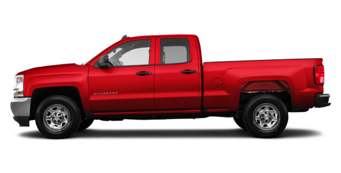 2017 Chevrolet Silverado 1500 LS | Photo 4 | Red Hot