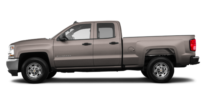 2017 Chevrolet Silverado 1500 LS | Photo 4 | Pepperdust Metallic