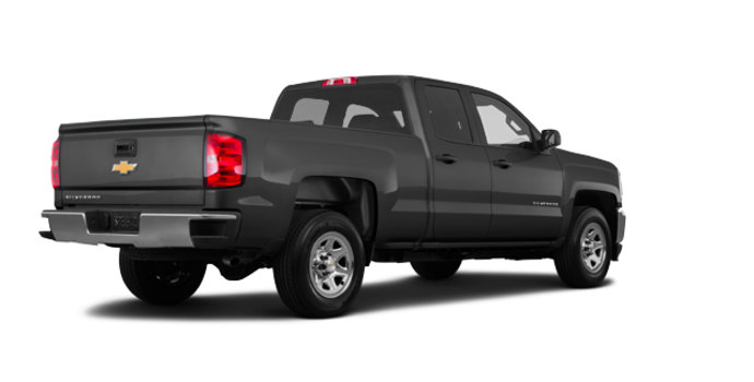 2017 Chevrolet Silverado 1500 LS | Photo 5 | Graphite Metallic
