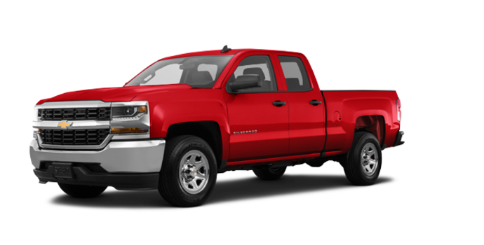 2017 Chevrolet Silverado 1500 LS | Photo 6 | Red Hot