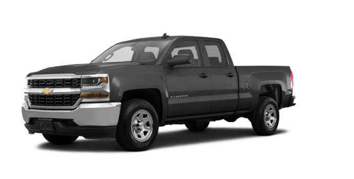 2017 Chevrolet Silverado 1500 LS | Photo 6 | Graphite Metallic