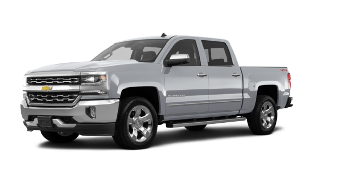 2017 Chevrolet Silverado 1500 LTZ | Photo 6 | Silver Ice Metallic