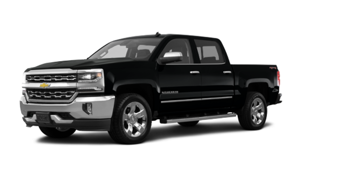 2017 Chevrolet Silverado 1500 LTZ | Photo 6 | Black