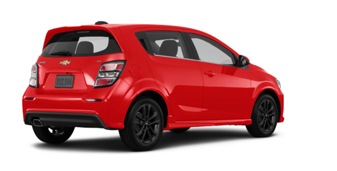 2017 Chevrolet Sonic Hatchback PREMIER | Photo 5 | Red Hot
