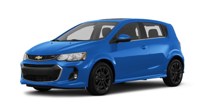 2017 Chevrolet Sonic Hatchback PREMIER | Photo 6 | Kinetic Blue Metallic