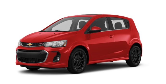 2017 Chevrolet Sonic Hatchback PREMIER | Photo 6 | Cajun Red