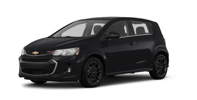 2017 Chevrolet Sonic Hatchback PREMIER | Photo 6 | Mosaic Black Metallic