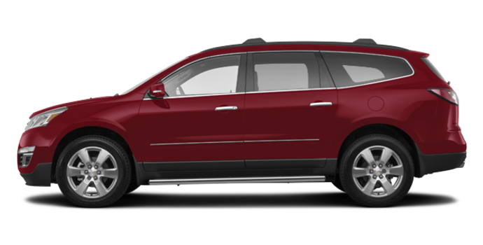 2017 Chevrolet Traverse PREMIER | Photo 4 | Siren Red