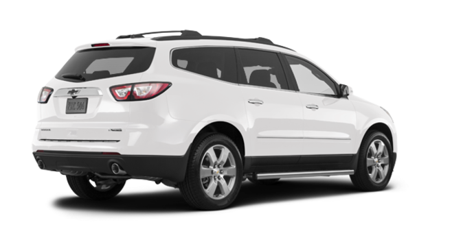 2017 Chevrolet Traverse PREMIER | Photo 5 | Summit White
