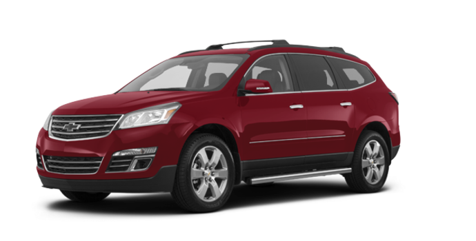 2017 Chevrolet Traverse PREMIER | Photo 6 | Siren Red