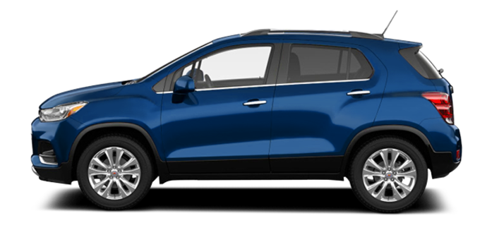2017 Chevrolet Trax PREMIER | Photo 4 | Blue Topaz Metallic