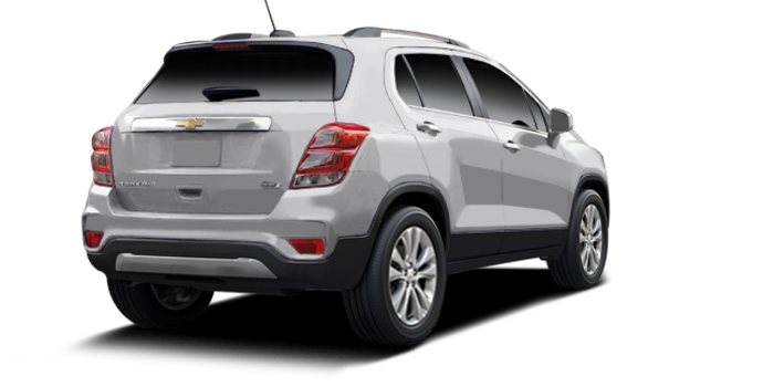 2017 Chevrolet Trax PREMIER | Photo 5 | Silver Ice Metallic