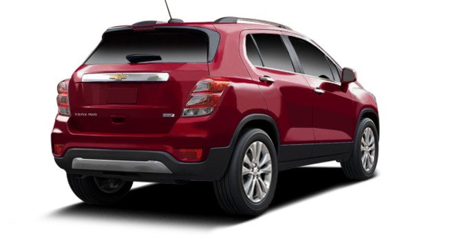 2017 Chevrolet Trax PREMIER | Photo 5 | Crimson Metallic