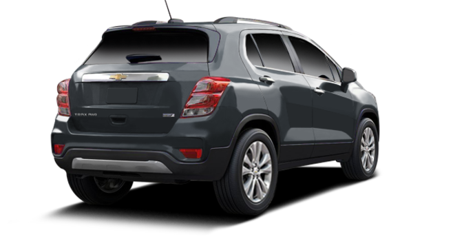 2017 Chevrolet Trax PREMIER | Photo 5 | Nightfall Grey Metallic