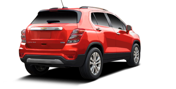 2017 Chevrolet Trax PREMIER | Photo 5 | Red Hot