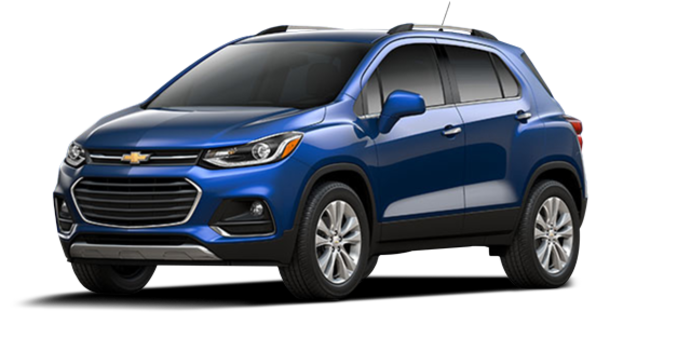 2017 Chevrolet Trax PREMIER | Photo 6 | Blue Topaz Metallic