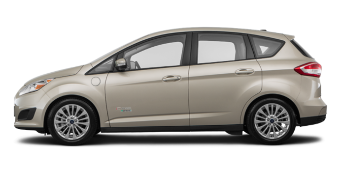 2017 Ford C-MAX ENERGI SE | Photo 4 | White Gold
