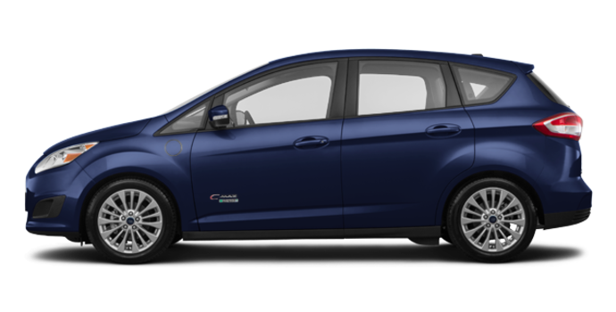 2017 Ford C-MAX ENERGI SE | Photo 4 | Kona Blue