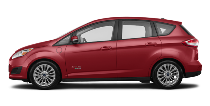 2017 Ford C-MAX ENERGI SE | Photo 4 | Ruby Red