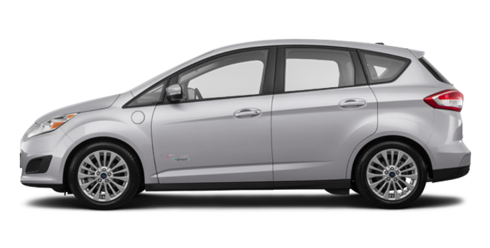 2017 Ford C-MAX ENERGI SE | Photo 4 | Ingot Silver