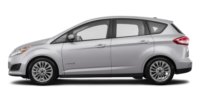 2017 Ford C-MAX HYBRID SE | Photo 4 | Ingot Silver