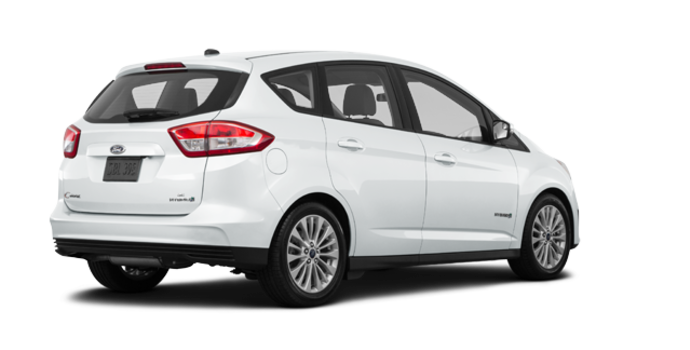 2017 Ford C-MAX HYBRID SE | Photo 5 | Oxford White